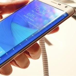 Samsung Galaxy Note 5 Kırılma Testi