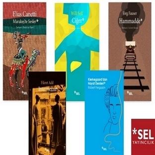 Sel Yayıncılık'tan Beş Yeni Kitap
