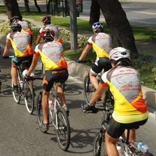 Sinop'tan Edirne'ye 1000 Km Pedal Çevirdiler