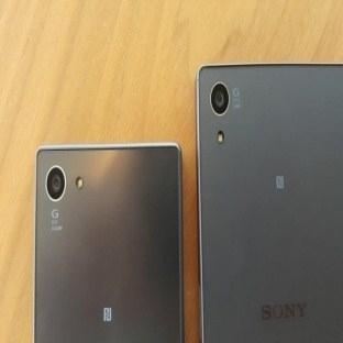 Sony'nin Ufak Modeli Xperia Z5 Compact Tanıtıldı!