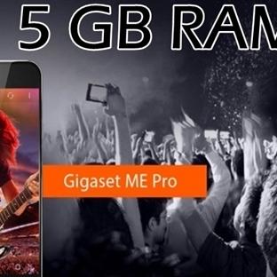 İşte Gigaset'ten 5 GB RAM'li Telefon