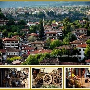 Tarihi yaşatan kent SAFRANBOLU