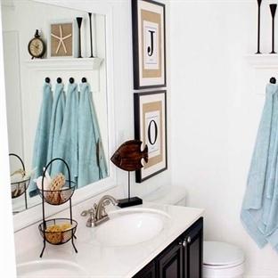 Tasarım:Banyo Fikirleri!