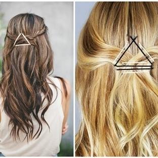 Tel Tokalar ile Yapılabilecek Saç Modelleri