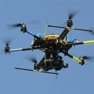Terör Saldırılarına karşılık Drone'lar İş Başında