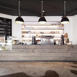 Terry Design'dan Belfast'de Established Coffee