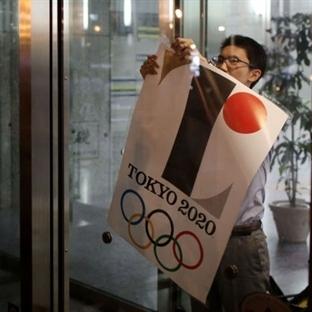 Tokyo 2020 Olimpiyatları logosu rafa kaldırıldı