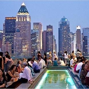 Tüm Işıltısıyla New York Gece Hayatı