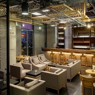 United Design'dan Pekin'de En Vain Baijiu Bar
