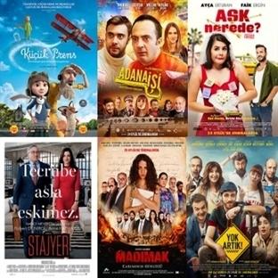 Vizyona Giren Filmler : 25 Eylül