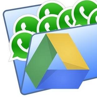 WhatsApp Google Drive yedeklenebilir hale getirdi!