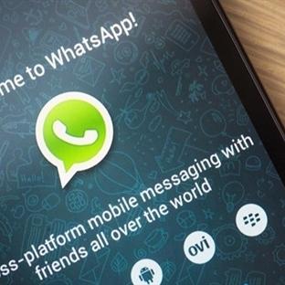 WhatsApp, Rekora Koşuyor!
