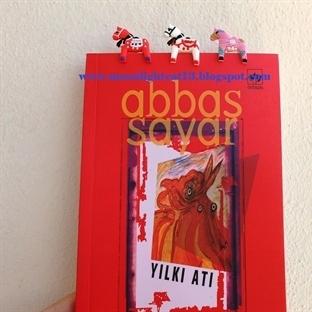 Yılkı Atı - Abbas Sayar * Kısa Kitap Festivali ♥