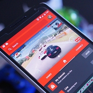 YouTube Gaming ile Android Oyunlarınız Canlı Yayın