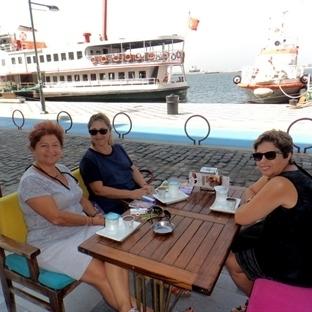 İzmir…16 Eylül….İstanbul..17 Eylül…