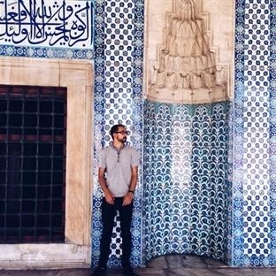İznik Çinileri Cümbüşü: Rüstem Paşa Camii