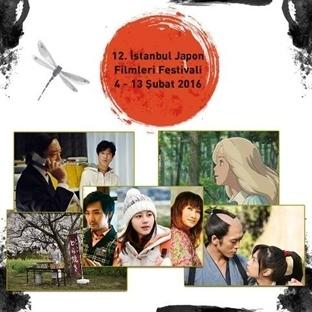 12. İstanbul Japon Filmleri Festivali Şubat'ta!