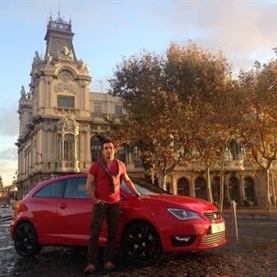 2016 Seat Ibiza Cupra 1.8 TSI (Makyajlı) İlk Sürüş