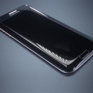 3 tarafı kavisli Galaxy S7!