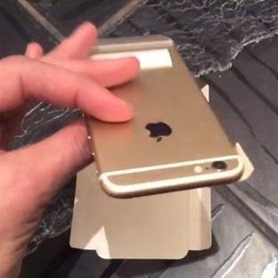 4 inçlik iPhone 6 Resmen Videoda Gözüktü
