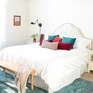 6 Adımda Yatak Odanızı Daha Sağlıklı Hale Getirin
