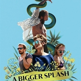 'A Bigger Splash' !f İstanbul'da!