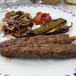 Adana-Kebap Soğan Salatası