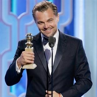 Altın Küre Ödüllerine Leonardo DiCaprio İmzası