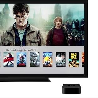 Apple TV için Yeni Reklam!