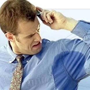 Aşırı terlemenin en önemli nedeni stres