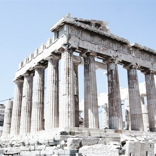 Atina Akropolisi'nde Neler Var?