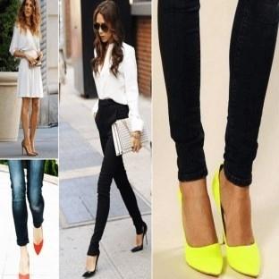 Bacak Boyu Uzun Gösteren Moda Hileleri