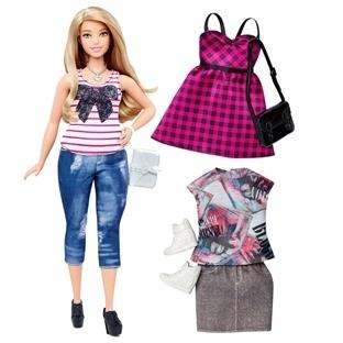 Barbie 3 Yeni Vücut Tipi ve 7 Ten Rengi İle Geliyo