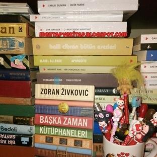 Başka Zaman Kütüphaneleri || Zoran Zivkovic