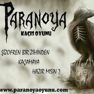 Bitmesin Diyeceğiniz Odadan Kaçış Oyunu: Paranoya