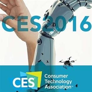CES 2016'da Yok Artık Dedirten Ürünler Tanıtıldı