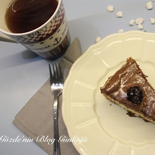 Çikolatalı Hindistan Cevizli Kolay Pasta