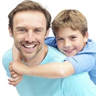 Çocuğu baba sevgisi şekillendiriyor