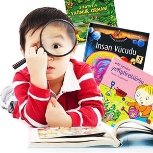 Çocuklara Kitap Okuma Alışkanlığı Kazandırmak