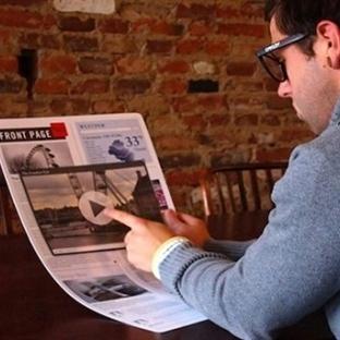 Dijital Gazeteler Hayal Olmaktan Çıkıyor