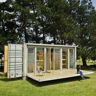 Doğa Severler için Tasarlanmış 5 Muhteşem Ev
