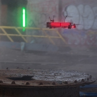 Drone Racing League'de İlk Sezon Başlıyor