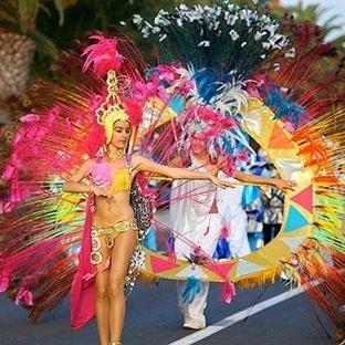 Dünyanın En Eğlenceli 5 Karnavalı