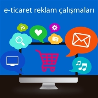 E-Ticaret Sitesi Ürünleri Reklam Çalışmaları
