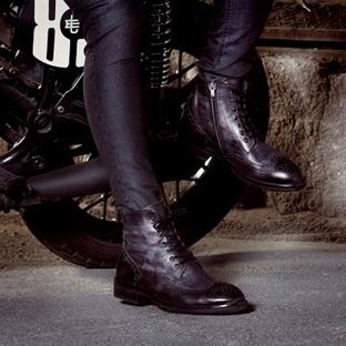 Erkek Ayakkabısında Bu Kışın Modası