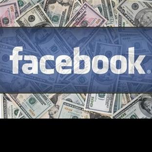 Facebook'un yine artış gösterdi