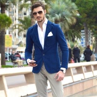 Gian Maria Sainato Cannes Erkek Şıklığı