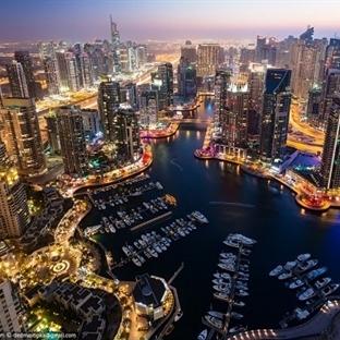 Görsel Şölen / Dünyanın en yüksek binasından tasar