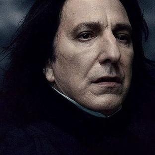 Harry Potter'ın Severus Snape'i Alan Rickman Öldü!