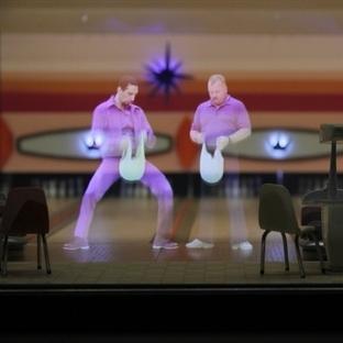 Hologram Teknolojisini Ünlü Filmlere Uyarlamak